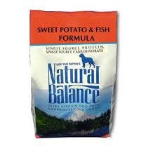 natural balance dog food recall