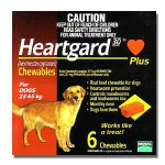 Is heargard safe for collies?