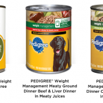 Recalled Pedigree Foods
