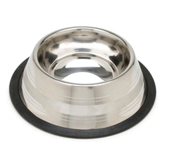 Dog food bowl radiation recall