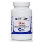 Thyrotabs recall
